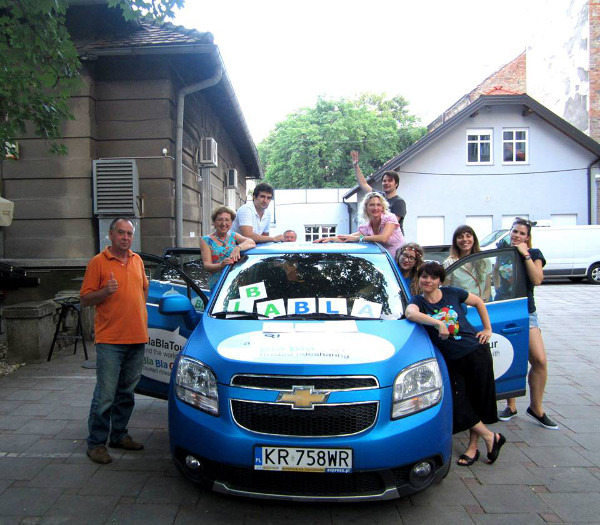 Bozica BlaBlaCar