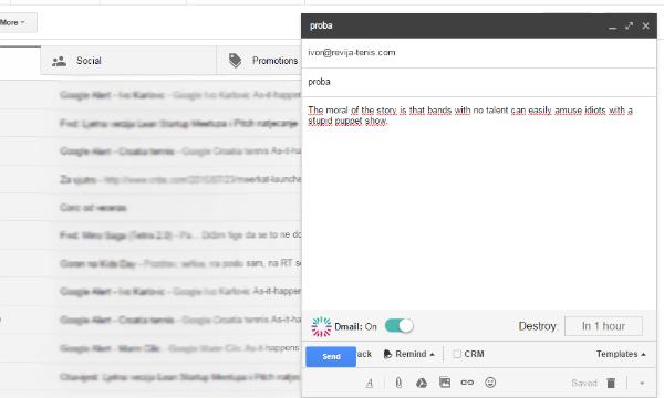 Zašto mi web stranice za upoznavanje šalju e-poštu