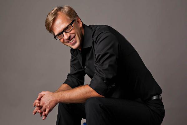Fredrik Härén je 'keynote' govornik na ovogodišnjoj konferenciji.