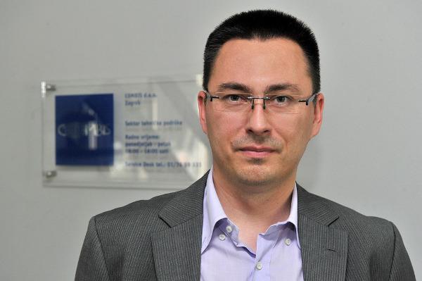 Goran Car, direktor sadržaja Combis konferencije i direktor strateškog područja za Integrirana IT rješenja i usluge.