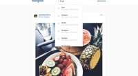 Instagram pretraga