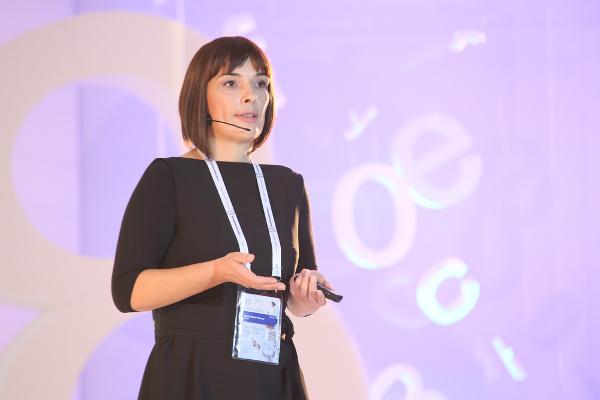 Renée Saboti Slovenc, direktorica Combis konferencije i voditeljica Odjela Marketinga i komunikacija u Combisu