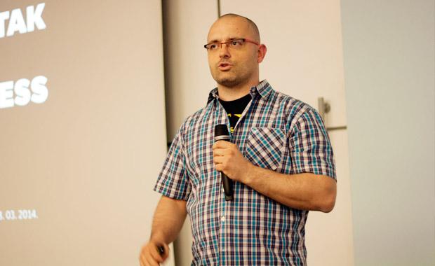 """Marko Dugonjić će u svom predavanju """"Typography for Developers"""" pričati o važnosti odabira kvalitetne tipografije na webu"""