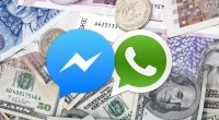 Messenger i Whatsapp