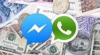 Messenger i Whatsapp