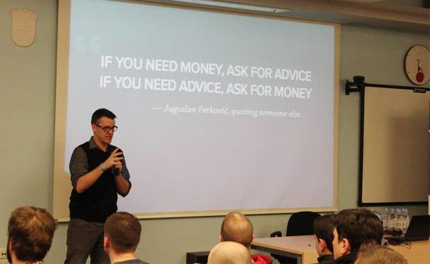 """Tomaž Zaman iz Codeablea održati će predavanje """"You are too cheap"""" o tome zašto nije dobro biti previše jeftin prilikom izrade internet stranica"""