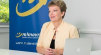 Lea Benedejčič, direktorica Mimovrste=)