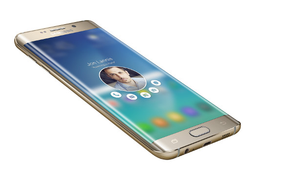 Samsung Galaxy Edge S6 plus 2