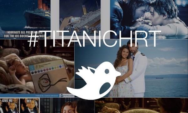Titanic Twitter