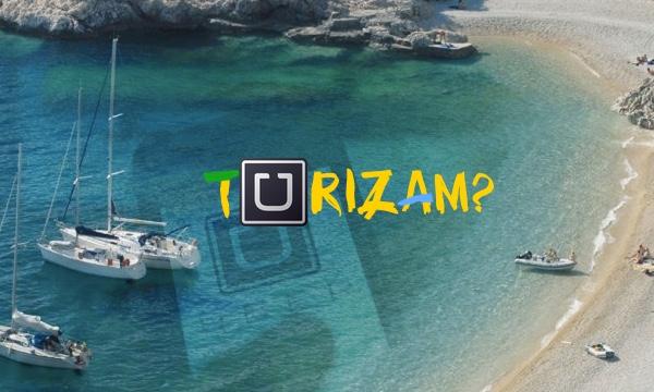 Uber turizam u Hrvatskoj