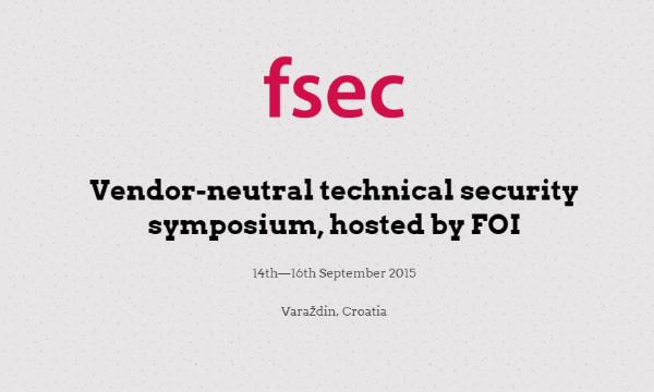 FSec-najava-logo