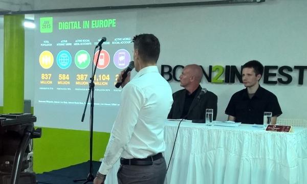 Predstavljanje aplikacije - Ivan Fijala (direktor digitalnog marketinga)