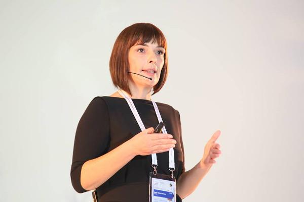 Renée Saboti Slovenc, direktorica Combis konferencije i voditeljica Odjela marketinga i komunikacija Combisa.
