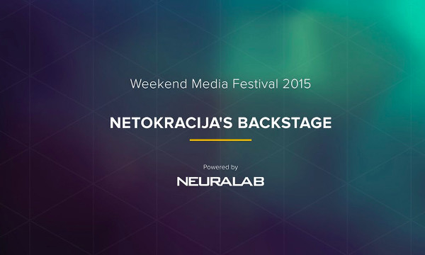 Weekend media festival stream