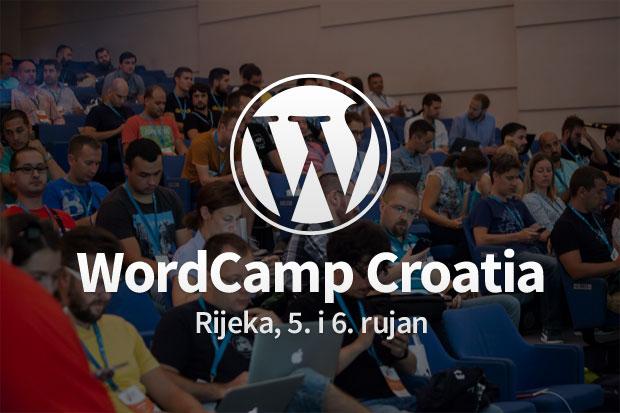 Prvi WordCamp Croatia održan je u Rijeci 5. i 6. rujna 2015.