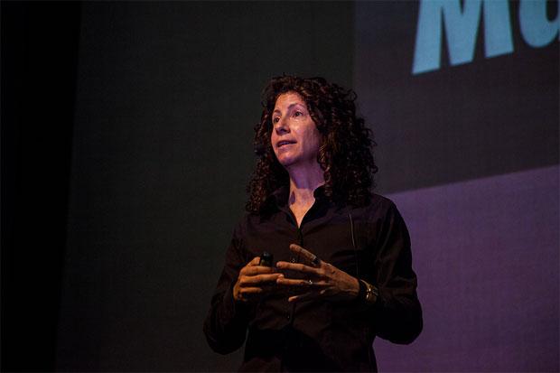 Lisa LaMagna pričala je o važnosti kvalitetnog sadržaja i kako do njega. Autor fotografije: Neuralab