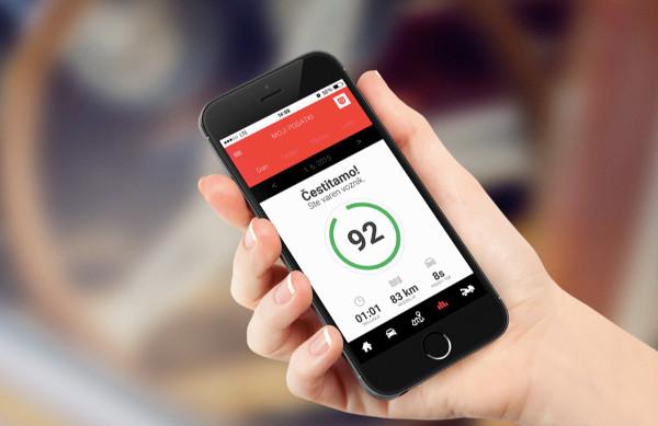 Aplikacija DRAJV namijenjena je mlađim vozačima.
