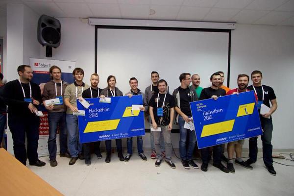 Grupna fotografija pobjednika (Slika: Tomislav Jakopec)