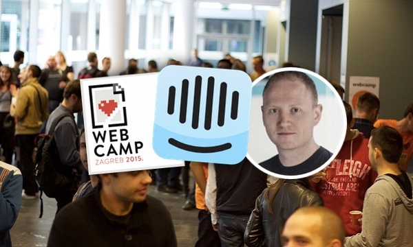 Intercomov Brian White je u Zagrebu za Webcamp Zagreb