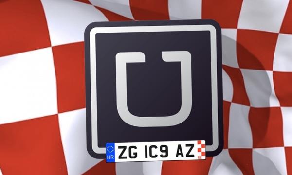 Uber stigao u Hrvatsku