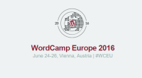 WordCamp Europe prikaz