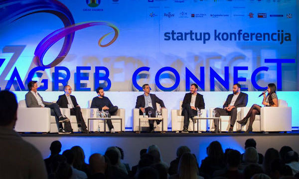 Zagreb Connect panel