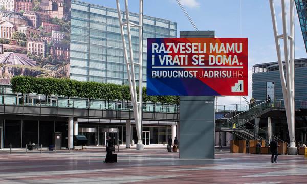 Primjer plakata u Münchenu.