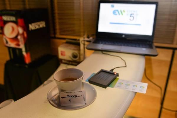 Primjena RFID-a na RSVP-u.