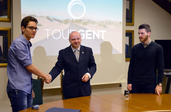 Potpisivanje sporazuma Tourgent