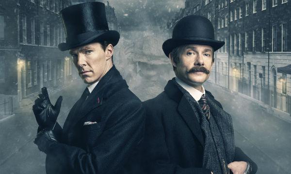 Sherlock dr Watson
