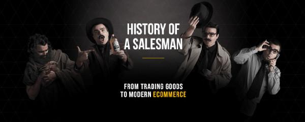 history salesman