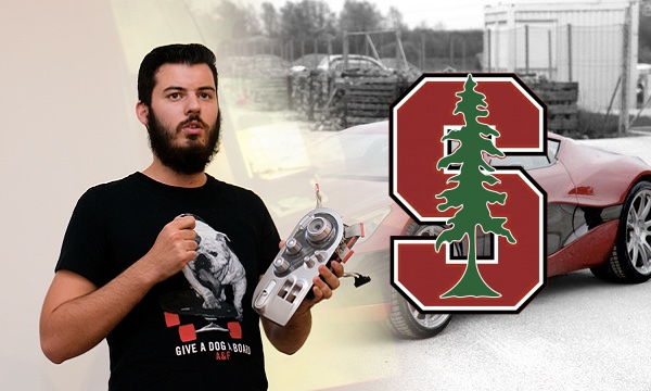 Mate Rimac će predavati na Sveučilištu Stanford
