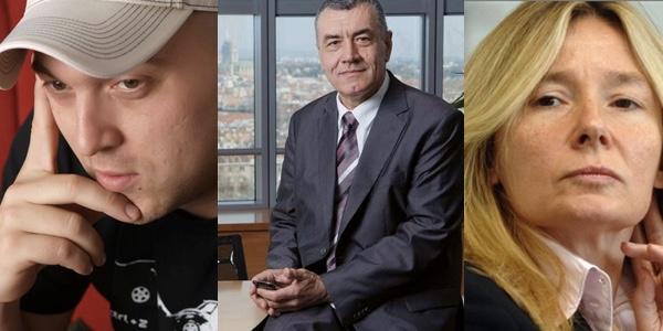 Osnivači projekta su Magzan, Mudrinić i Šoljan.
