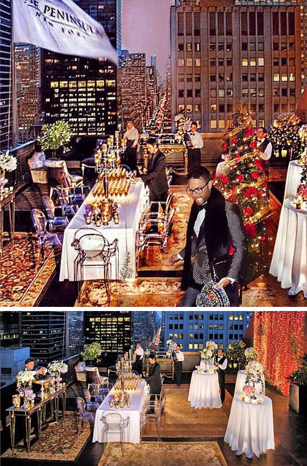 Gornja je fotografija obrisana s Instagram profila Marka Grubnića, ali još se može pronaći na Facebooku. Donja dolazi s portala New York.