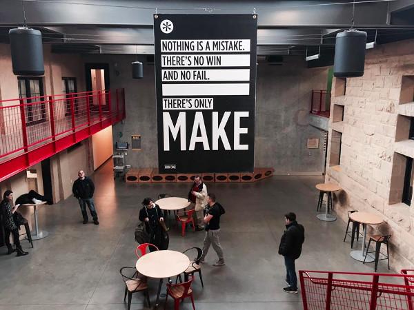 Dizajnerskim načinom bave se najbolje poslovne škole, poput d.schoola na Stanfordu, koji smo i sami imali priliku posjetiti.