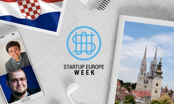 Startup Europe Week Zagreb