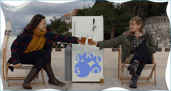 Ana i Maja vole 'craft' pivo i žele da ga zavolite i vi (izvor: Brlog na Indiegogou)