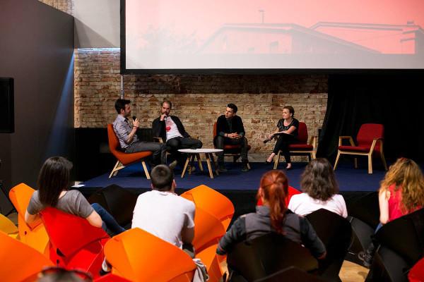 Internacionalna freelance panel diskusija na Tjednu dizajna Zagreb (Slika: Luka Travaš)