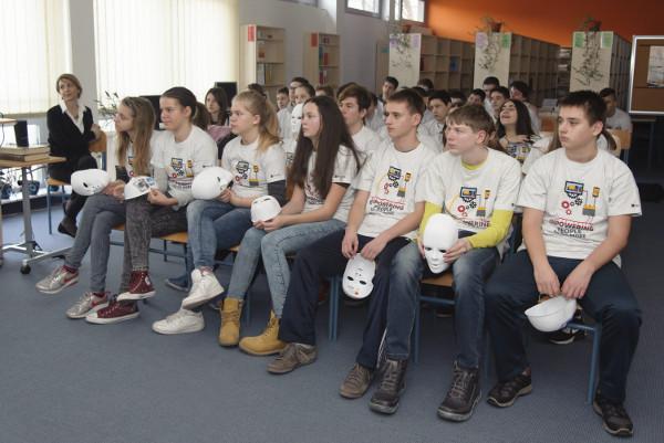 U projektu je sudjelovalo više od 6000 učenika iz 100 hrvatskih škola.