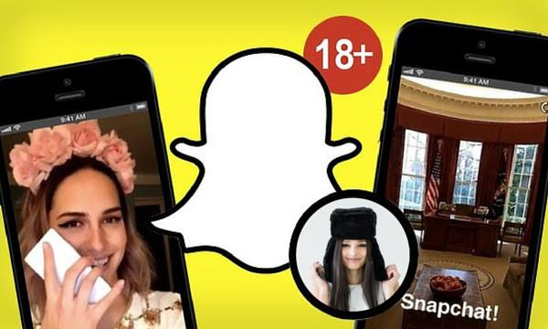 Snapchat vodic