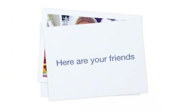 prijateljima i prijateljima na mreži