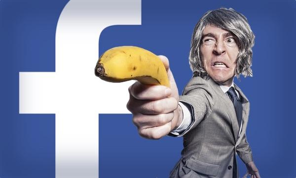 Šef na Facebooku