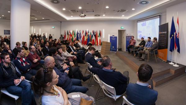 Događanje u Zagrebu suorganizirali su Netokracija i Impact Hub Zagreb.