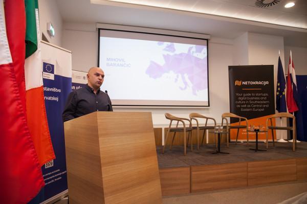 Institucije, inicijative, udruženja - imali su po 5 minuta da predstave svoj program i zainteresiraju poduzetnike.