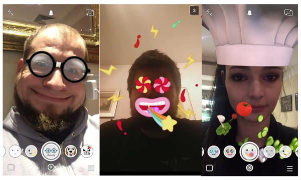 Vedranovi studenti nisu se susreli s Foursquareom, ali sa Snapchatom itekako jesu. I smatraju da je uspješan zbog dva razloga.