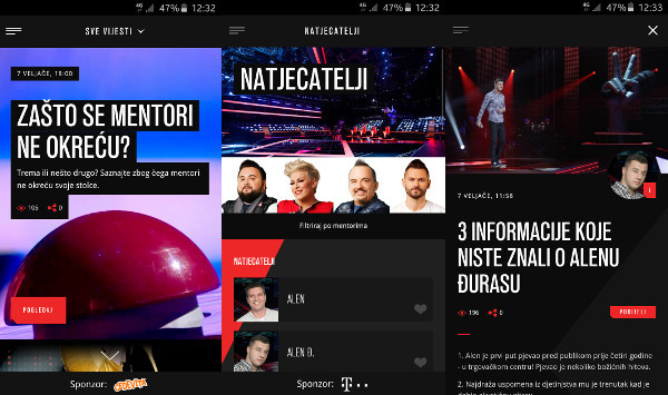 the voice app 2
