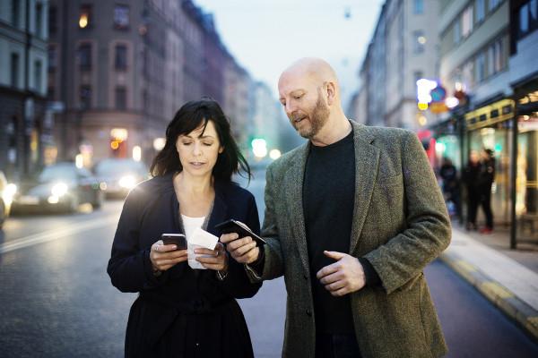Plaćanje pomoću aplikacije za mobilno plaćanje Swish