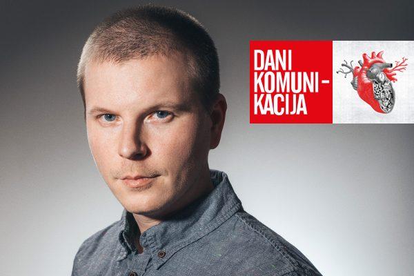 Jan Jilek Dani komunikacija