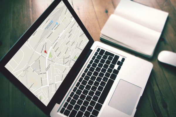 Web aplikacija na karti prikazuje područja na kojima je razina stresa korisnika bila veća no inače.