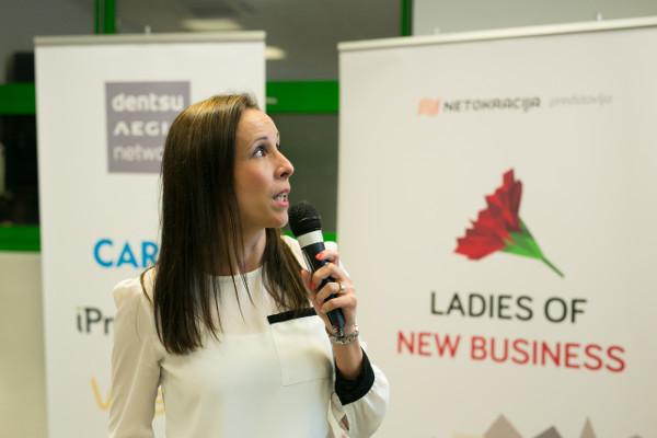 Hendal je tijekom događanja iznio podatke istraživanja o iskustvima žena na vodećim poslovnim pozicijama u Hrvatskoj. Iako je zadovoljstvo generalno visoko, gotovo polovica se susrela s problemima determiniranima spolom.